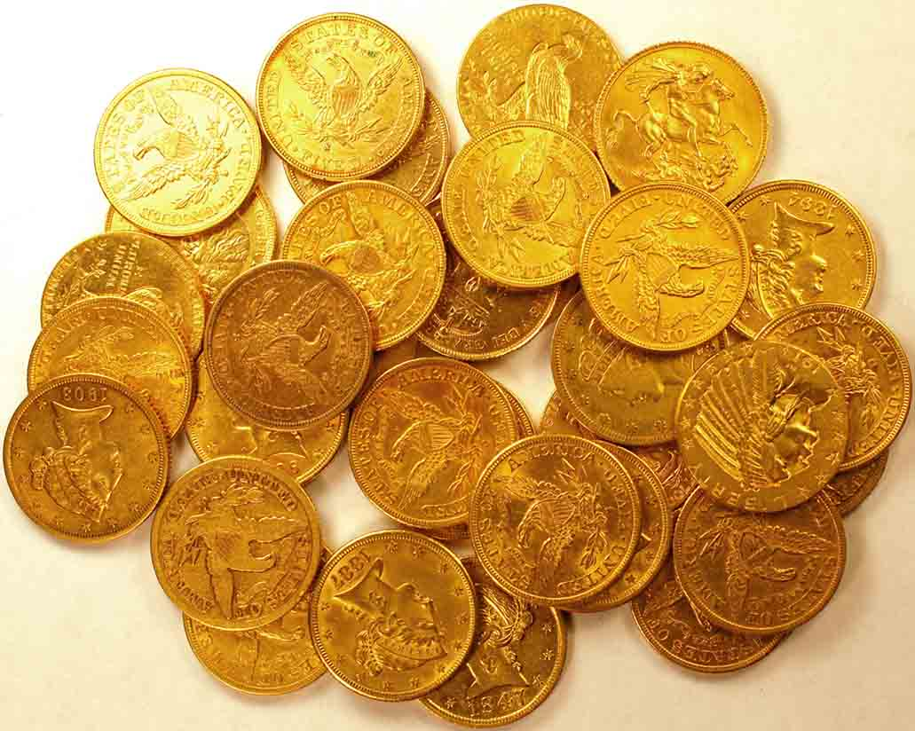 Roll Of Gold Half Eagles Coin Community Forum