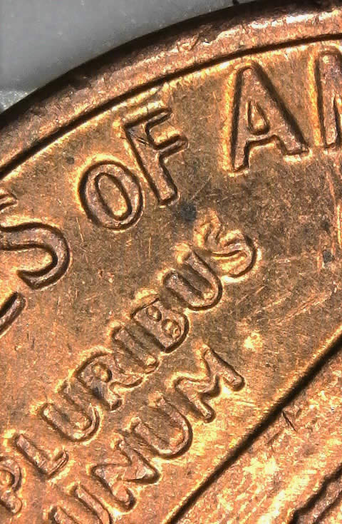 This 1980 Penny Is Wide Am Or Close Am And Double Die ...
