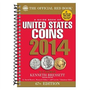 Official Red Book - A Guide Book of United States Coins