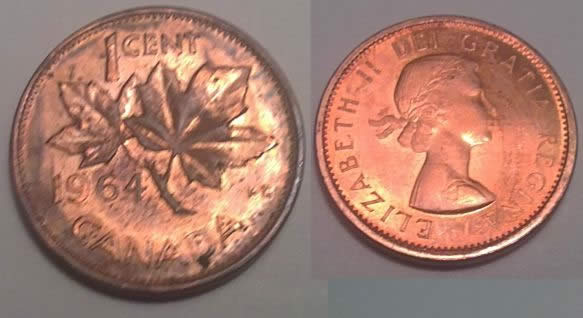1964 canadian penny worth money / Bee icon league wikipedia