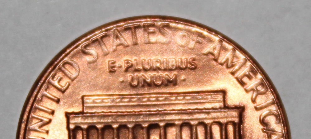 1984 D Lincoln Cent Doubled Die Reverse / DDR ? - Coin