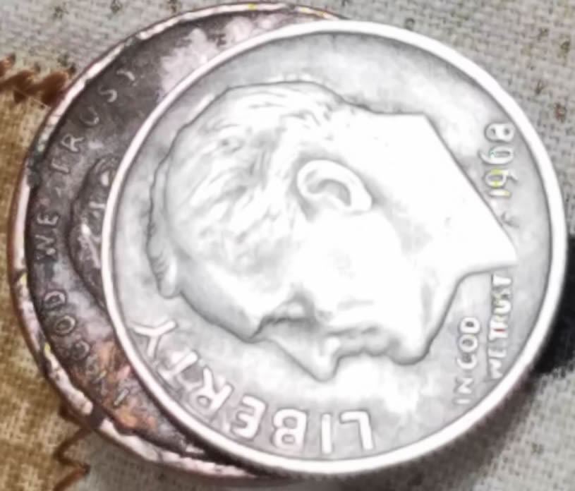 how to make coins really shiny