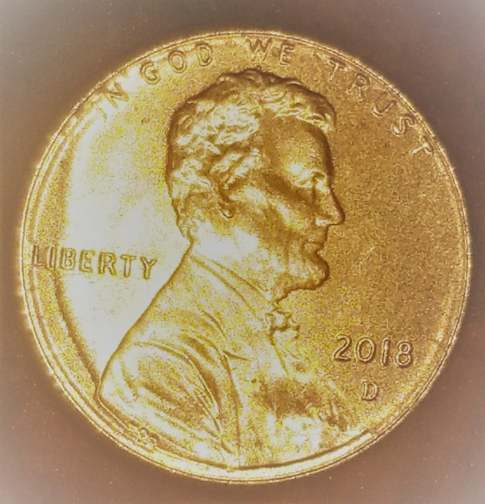 2018 Lincoln Penny Error? Misaligned Die? - Coin Community Forum