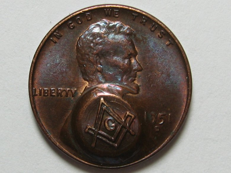 A Running Thread Of Chafemasterj's Counterstamped Lincoln