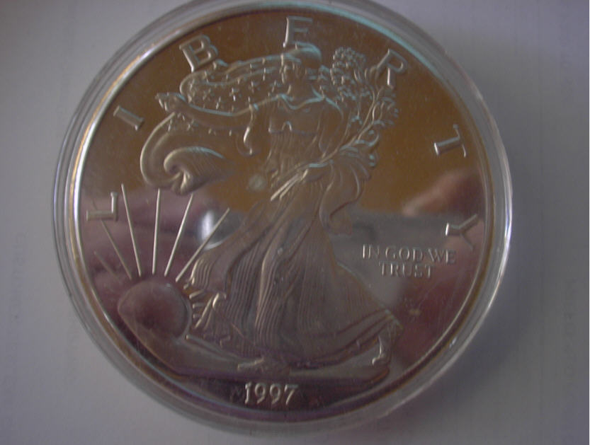 Half Troy Pound Silver Liberty Coin April 2019