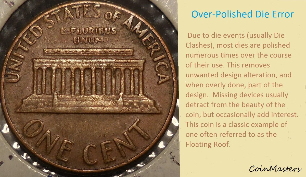 1969 D Cent floating roof - Coin Community Forum
