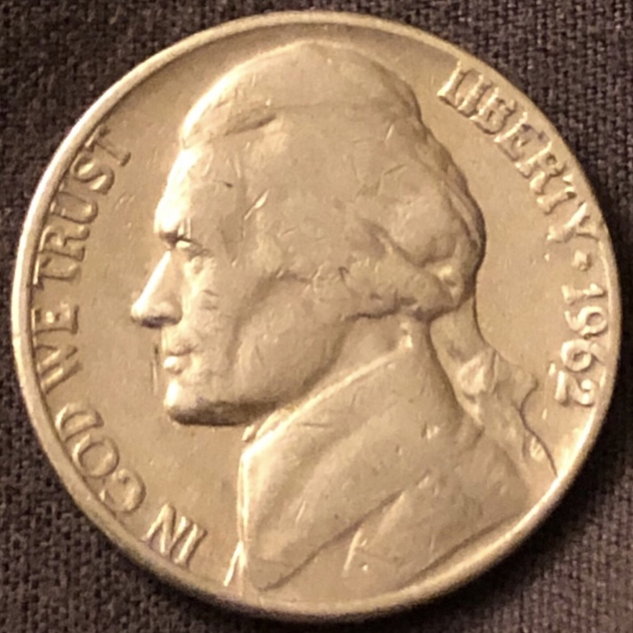 1962 D Nickel RPM? Never found one before  - Coin Community Forum