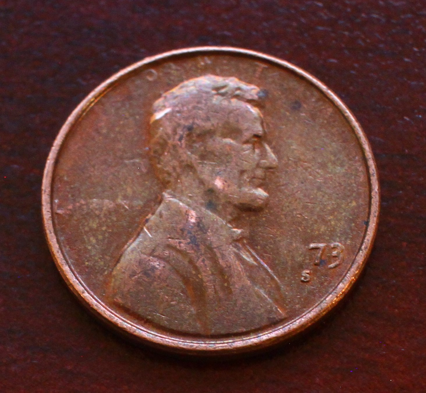 2018 lincoln penny.  2018 i need help understanding lincoln penny  in 2018 lincoln