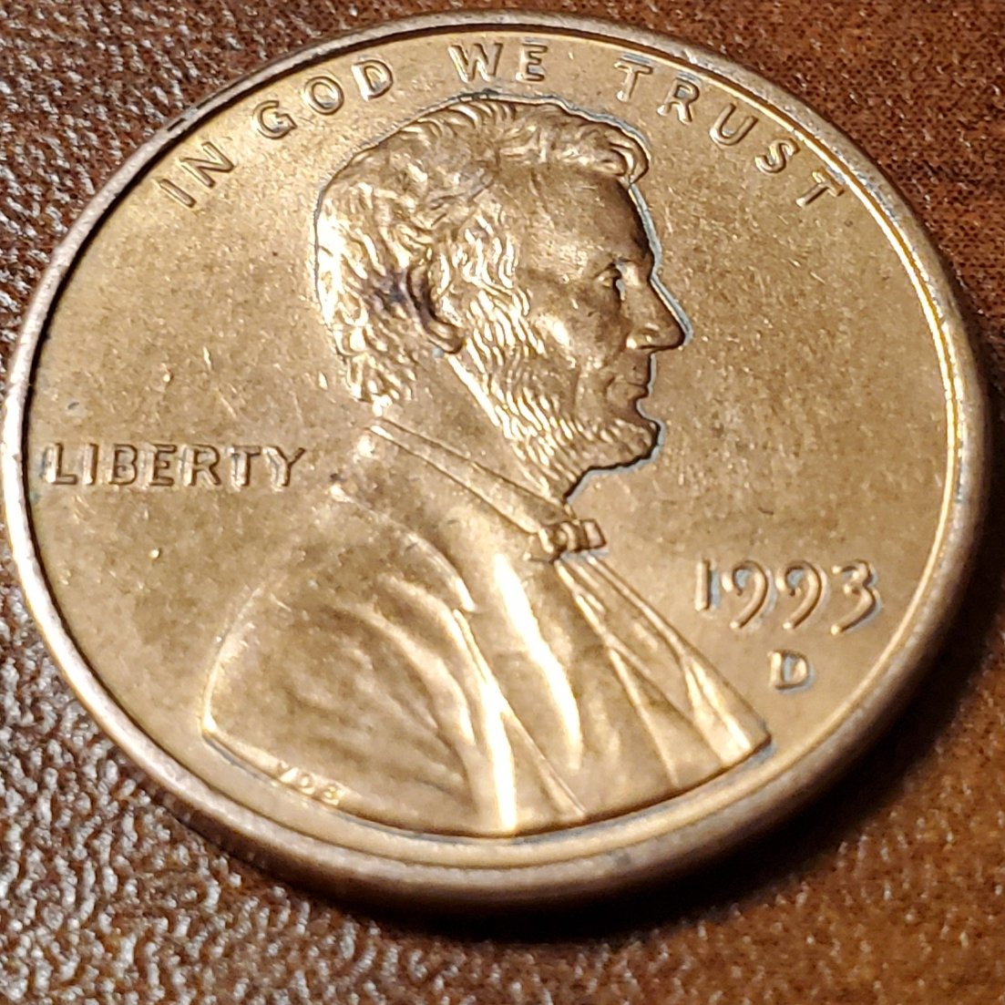 1993 D Lincoln Cent Obvious Error. Info Needed*** - Coin ...