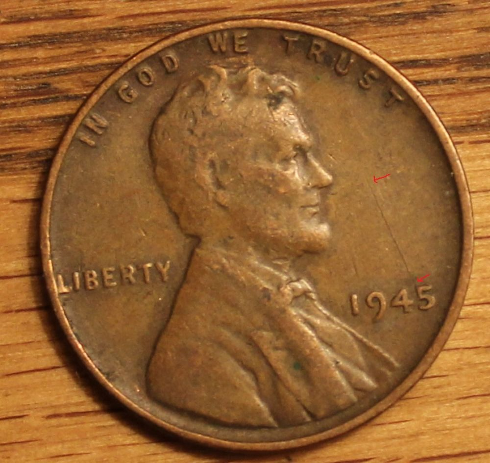 Million Dollar Penny 1945