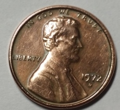 1972-D penny Doubled Die Reverse / DDR - Coin Community Forum