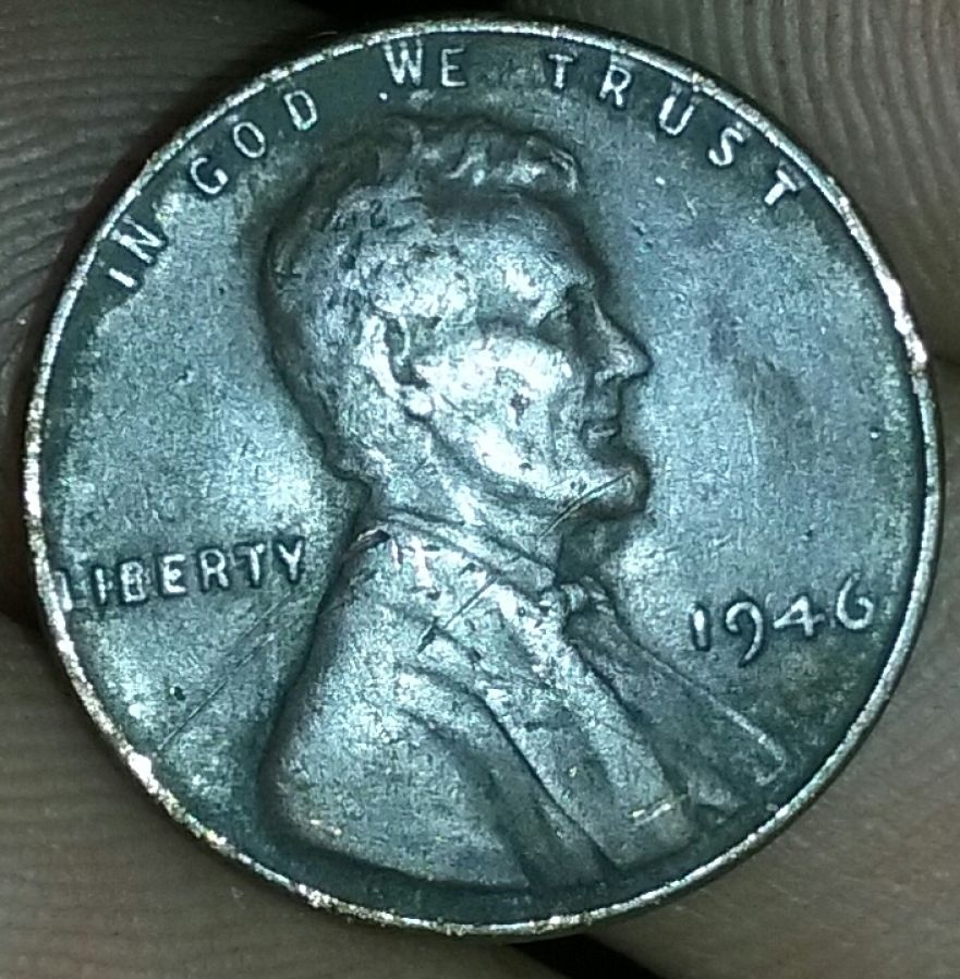 New find 1946 penny no mintmark - Coin Community Forum