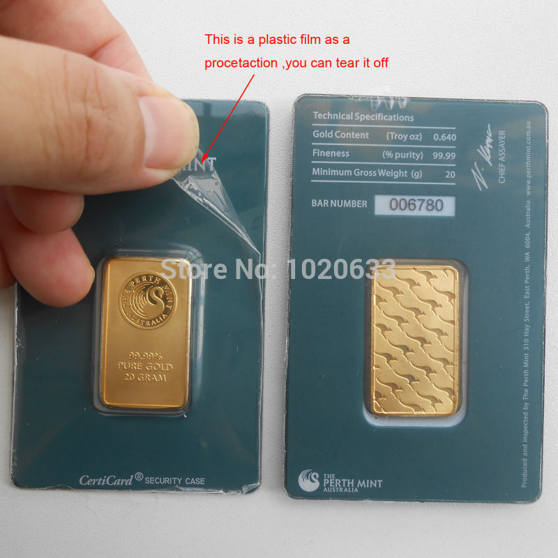 Need Help Perth Mint 20 Gram Gold Bars Coin Community Forum