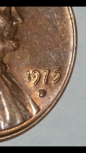 Is this a 1975 penny rpm? - Coin Community Forum