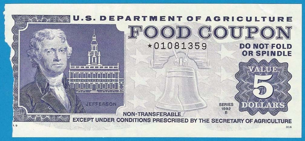 Food stamp coin value book - Ox token value in rupees xe