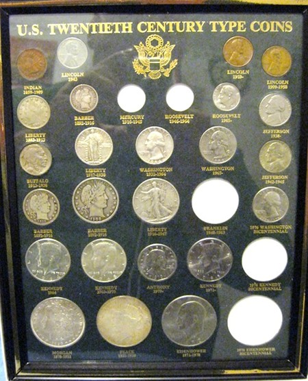 20th Century Type Set Holder Collection Coin Community Forum