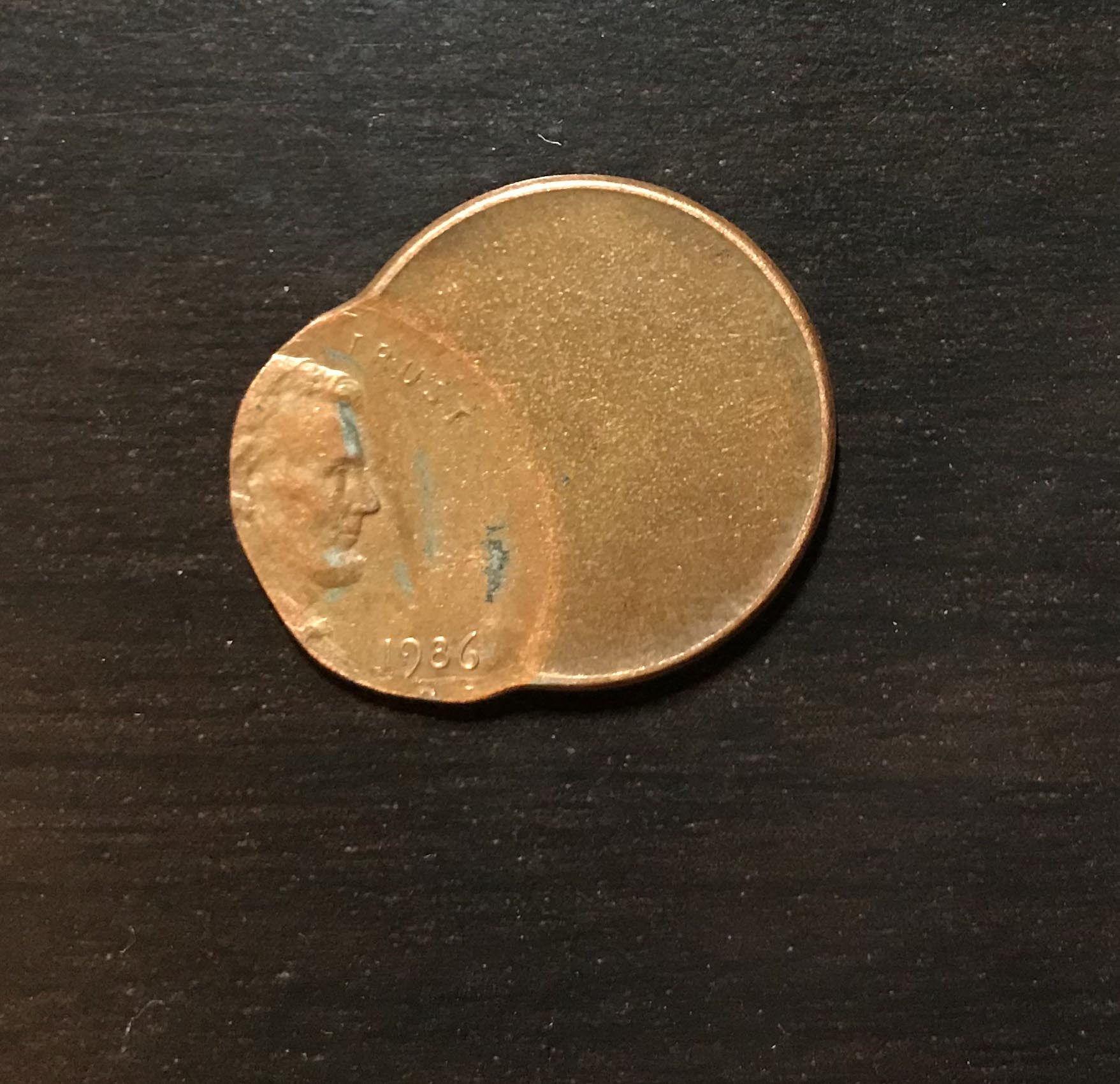 very mis struck penny with date and mint - Coin Community Forum