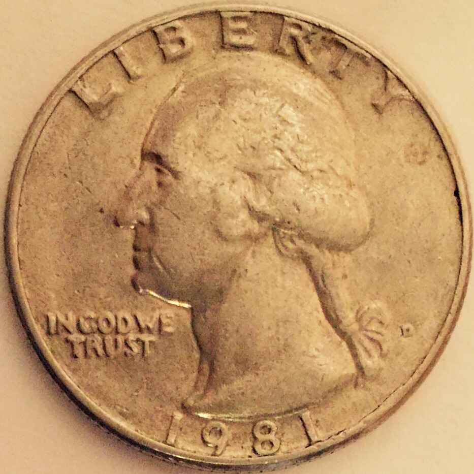 1981 D doubled die obverse and reverse? - Coin Community Forum