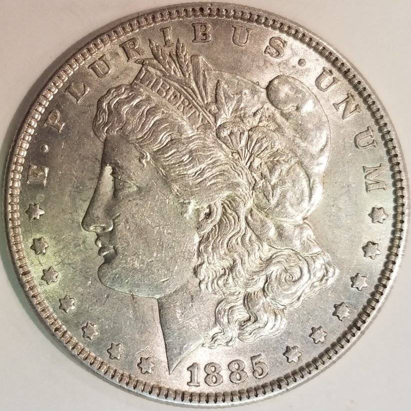 8 Of My Silver Dollar Collection For Grading 1899 O Morgan Coin Community Forum