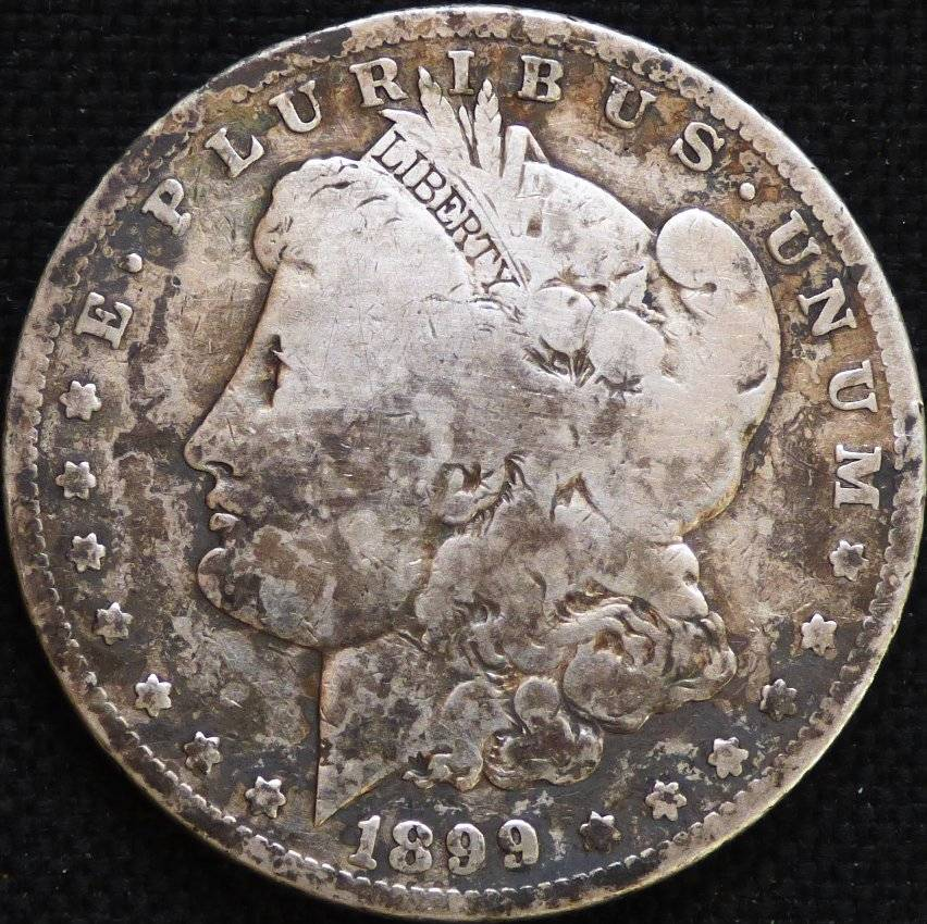 1899 S Morgan Dollar Opinions Please 174 Coin Community Forum