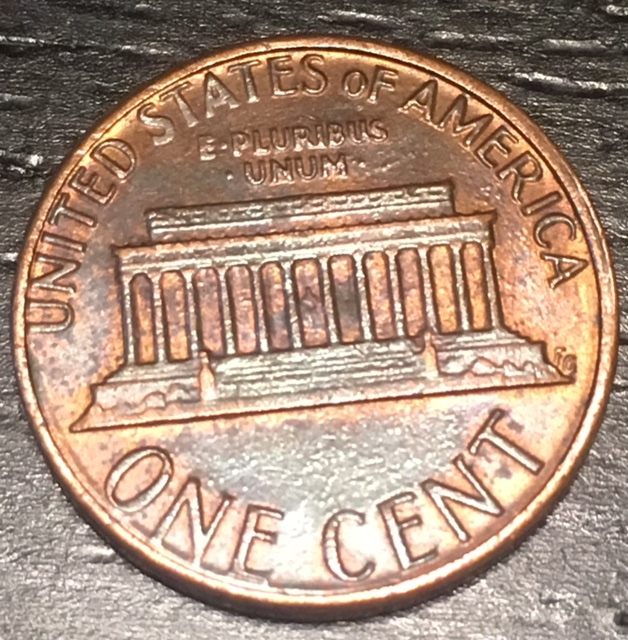 1982 Penny _ no mint mark - Coin Community Forum