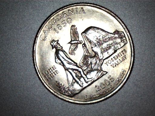 2005 P California Quarter New Discovery Doubled Die Obverse Ddo Extra Ear Coin Community Forum