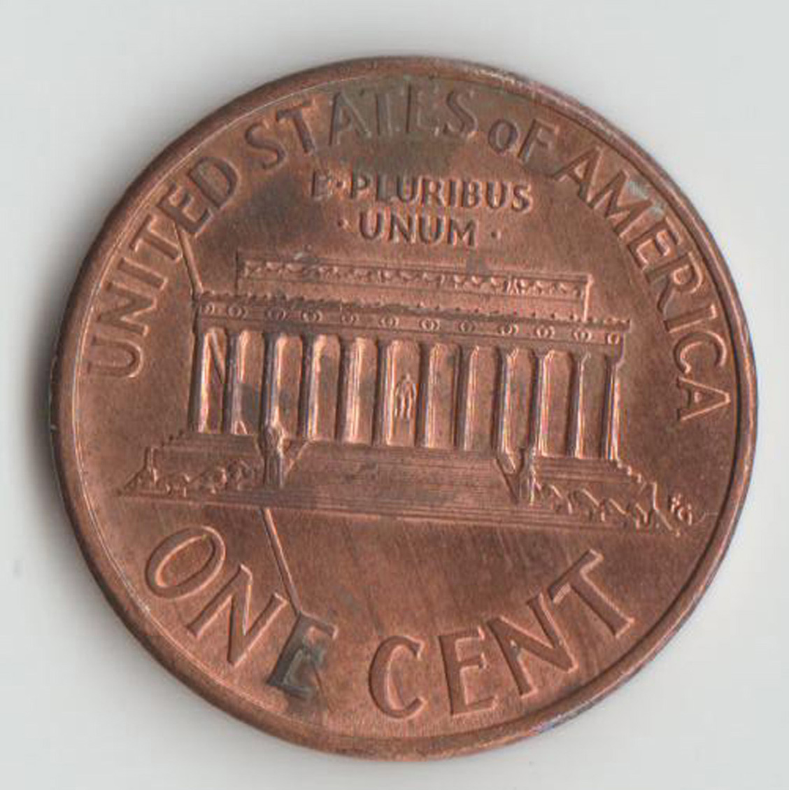 1993 Lincoln Penny Planchet Error? - Coin Community Forum