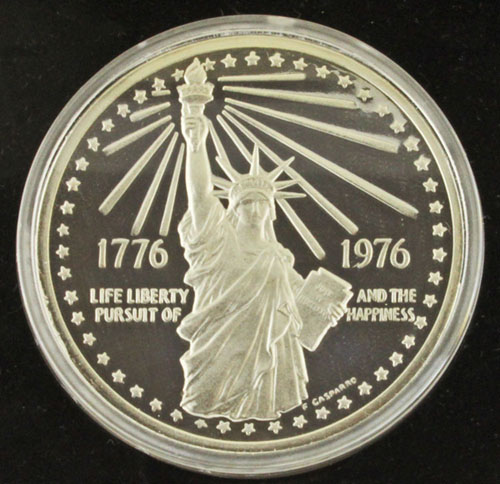 1976 National Bicentennial Medal Coin Community Forum