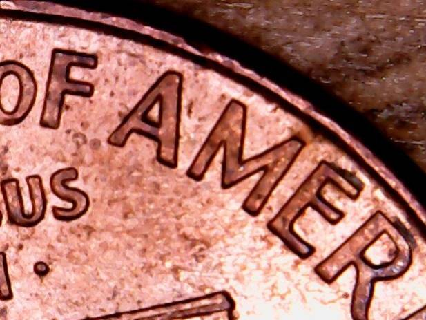 2000 cent wide AM found in penny roll - Coin Community Forum