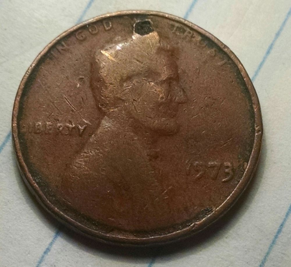 Fuse Box Pennies What Would Happen If You Used A Copper Penny To House 1973 Strange Hole Coin Community Forum Old Panel 42
