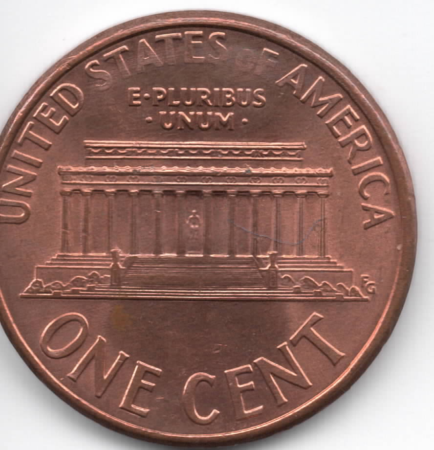 1993 D Lincoln Cent Doubled Die Reverse / Ddr ? - Coin ...
