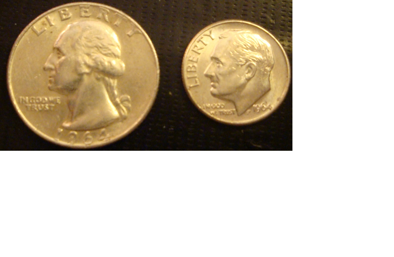 1964 Silver Quarter And Dime Have Any Value Coin Community Forum,Prickly Pear Jelly Recipe Low Sugar