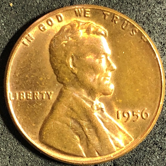 1956 Wheat Penny Error Coin Community Forum