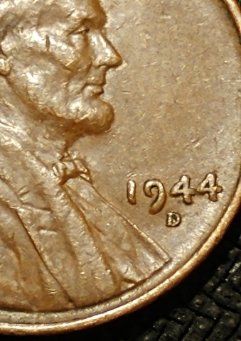 1944 d wheat penny value