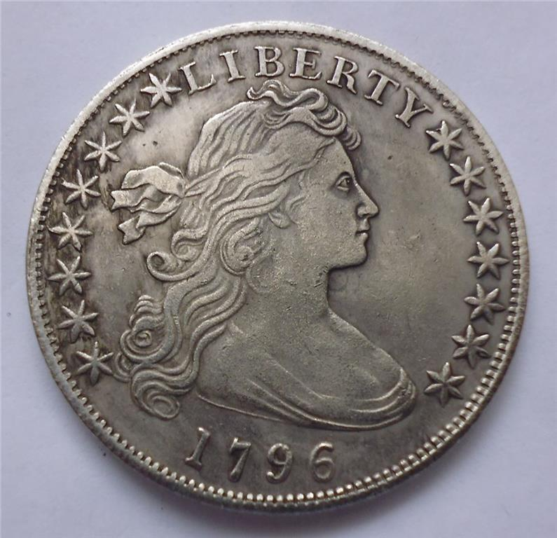 1796 Dollar - Real Or Fake? - Coin Community Forum