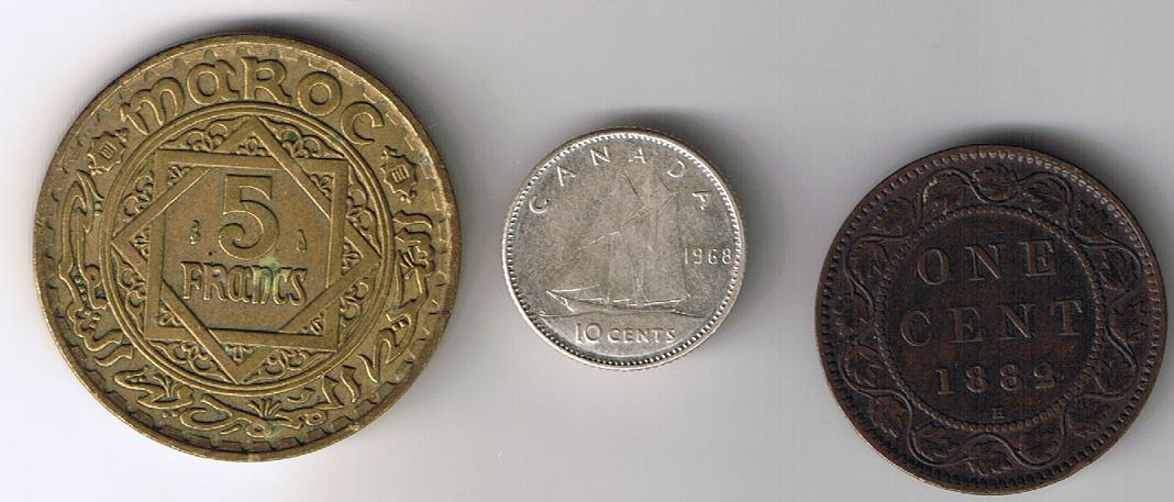 1947+canadian+dime