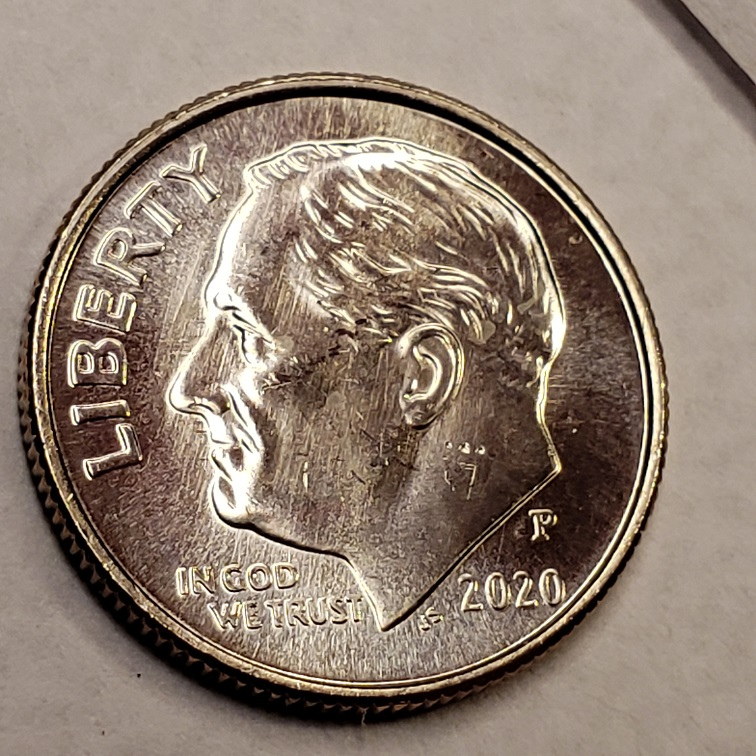1976 P Jefferson Nickel ~ Uncirculated U.S Coin from Bank Roll