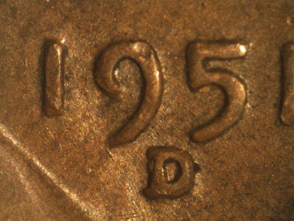1951 D Wheat Penny - Coin Community Forum