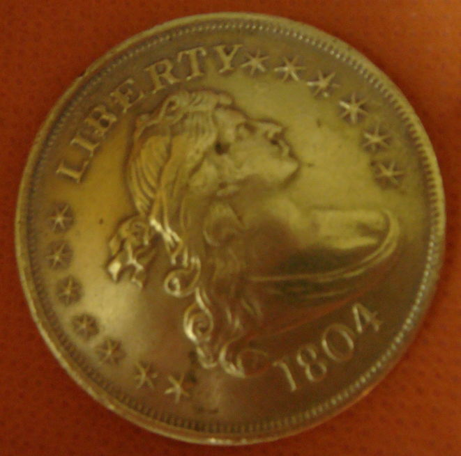 1804 Silver Dollar Coin Community Forum