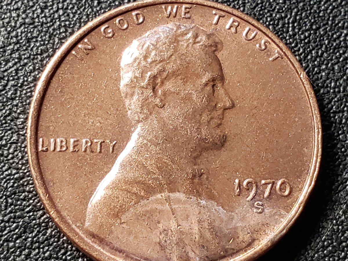 1970 S penny smsll date error?     - Coin Community Forum