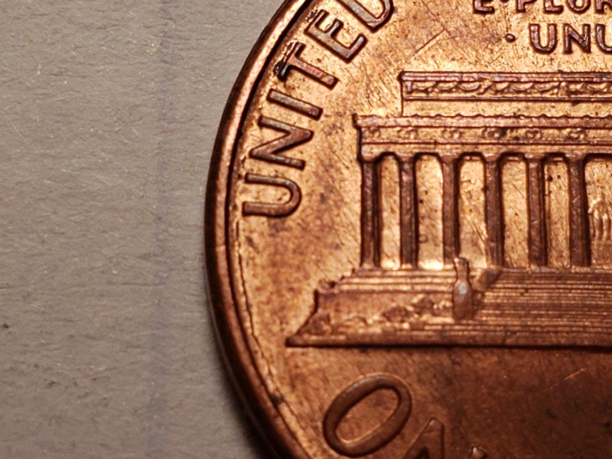 1989 Lincoln penny error? - Coin Community Forum