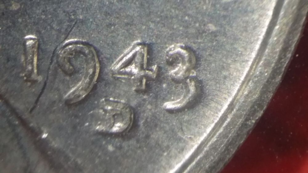 1943 D 1mm 001 Boldly Doubled Mintmark Coin Community Forum