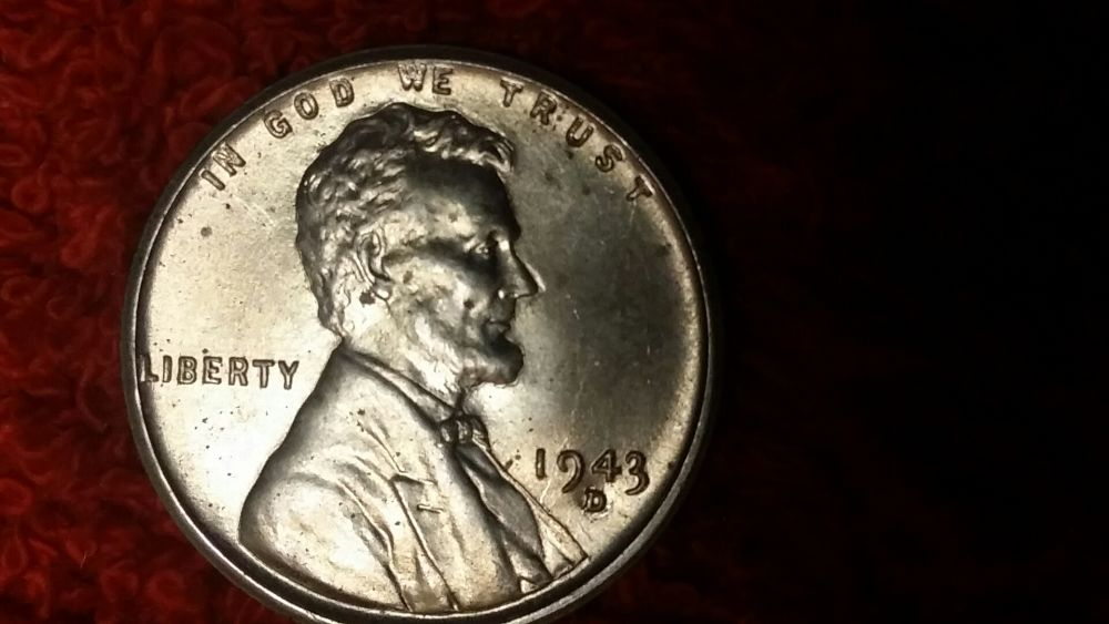 1943 D 1MM-001? Boldly Doubled Mintmark - Coin Community Forum