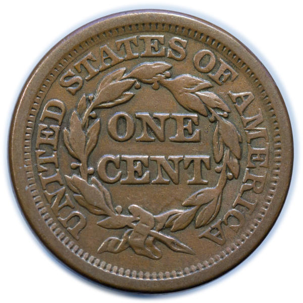 Large Cent 1849 Coin Community Forum