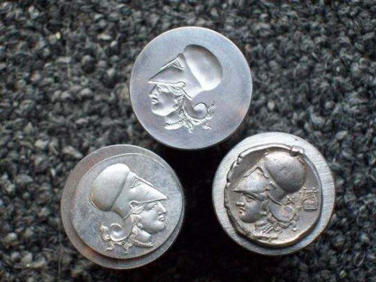 Would Like To Purchase Coin Dies For Re Enacting Coin