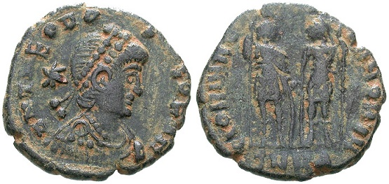 Help with identifying this very tiny Roman coin - Coin Community Forum
