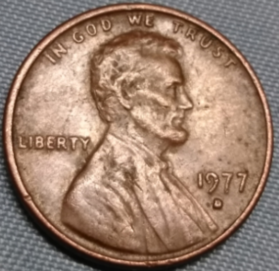 can anyone scool me on the 1977 D penny? specifically mint mark