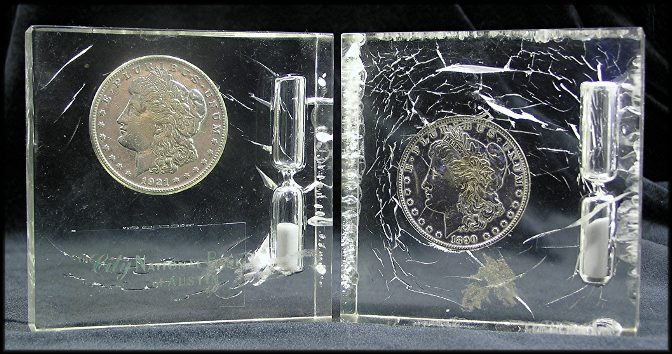 how to clean old coins without damaging them at home