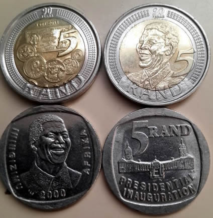 Mandela Coins From South Africa Coin Community Forum