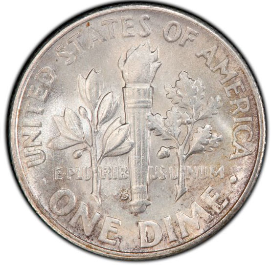 You Vs Pcgs 1947 Dime Coin Community Forum